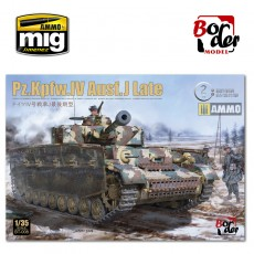 1/35 Pz.Kpfw.IV Ausf. J Late 2 in 1