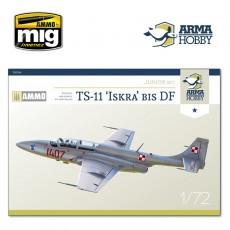 1/72 TS-11 Iskra Model Kit