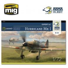 1/72 Hurricane Mk I Expert Set