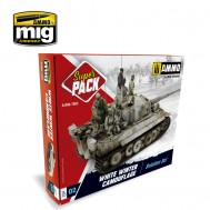 SUPER PACK WHITE WINTER CAMOUFLAGE