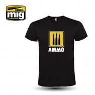 AMMO 3 BULLETS, 3 FOUNDERS T-SHIRT