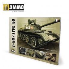 T-54/TYPE 59 – GUIDE VISUEL POUR LES MAQUETTISTES (Francaise)