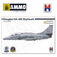 1/72 Douglas OA-4M Skyhawk - Samurai