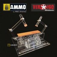 Plastic stand & transport jig AFV