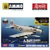 1/32 DOUGLAS A-1H Skyraider U.S NAVY Incl U.S Aircraft Weapons