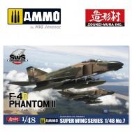 1/48 PHANTOM F-4D
