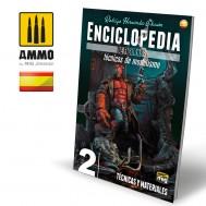 ENCICLOPEDIA DE TECNICAS DE MODELISMO DE FIGURAS VOL. 2 - TÉCNICAS Y MATERIALES (Castellano)