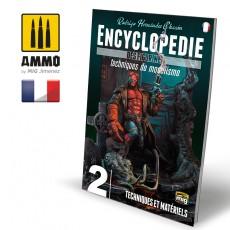 ENCYCLOPÉDIE DES FIGURINES TECHNIQUES DE MODÉLISME VOL. 2 - TECHNIQUES ET MATÉRIELS (Francaise)