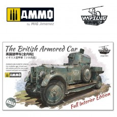 1/35 The British Armored Car