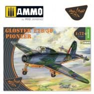 1/72 Gloster E28/39 Pioneer (STARTER KIT)