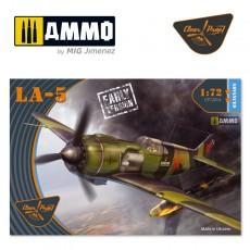 1/72 La-5 early version (ADVANCED KIT)