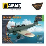 1/144 Ki-51 Sonia (2 in box) (STARTER KIT)