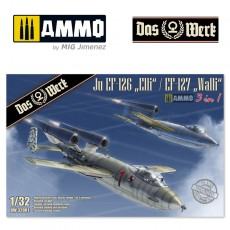 "1/32 Ju EF-126 ""Elli""/ EF-127 ""Walli"""