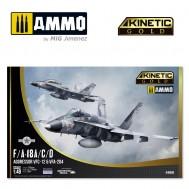 1/48 F/A-18A/D VFC-112 AGGRESSOR