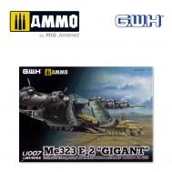 """1/144 WWII Luftwaffen Messerschmitt Me 323 E-2 """"Gigant""""/s AFVs"""