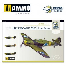 1/72 Hurricane Mk I Eastern Front Limited Edition
