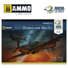 1/72 Hurricane Mk IIc Expert Set