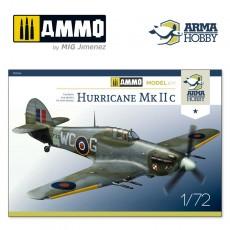 1/72 Hurricane Mk IIc Model Kit