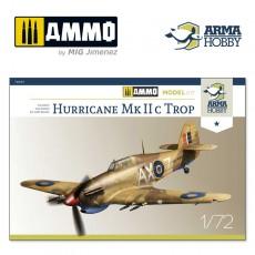 1/72 Hurricane Mk IIc Trop Model Kit