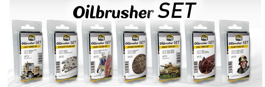 Oilbrusher Set