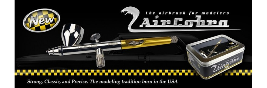 AMMO Airbrushes & Components