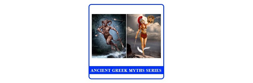 Ancient Greek Myths Series