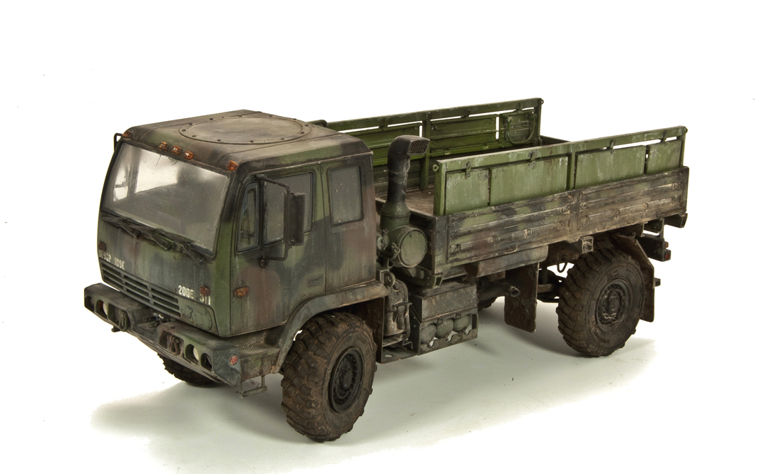How to paint a NATO truck - AMMO by Mig Jimenez