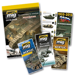 AMMO Catalogue and Leaflets