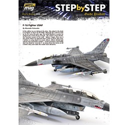 Download Step by Step - F-16 Fighter USAF