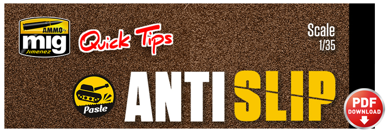 QUICK TIP How to use Anti Slip Paste BROWN