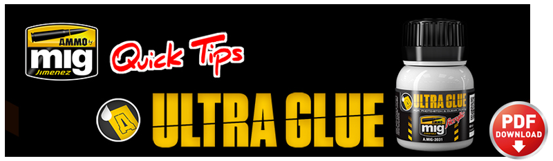 QUICK TIP How to use Ultra Glue