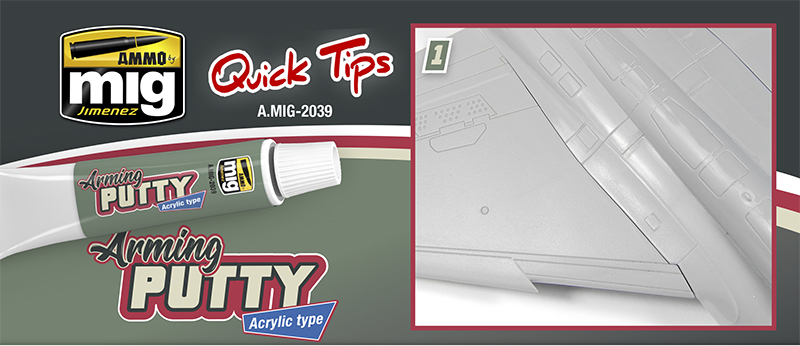 QUICK TIP How to use Arming Putty Acrylic Type