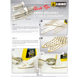 Download Quick Tip - A.MIG-8022 AMMO Brushes Organizer