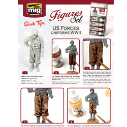 Download Quick Tip - A.MIG-7022 US Forces Uniforms WWII