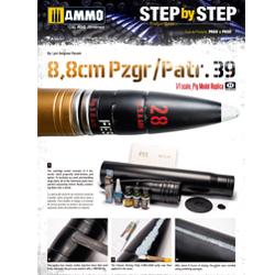 Download Step by Step - PIG MODEL 8,8cm Pzgr/Patr.39 by Sergiusz Peczek