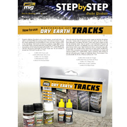 Download Step by Step - Dry Earth Tracks