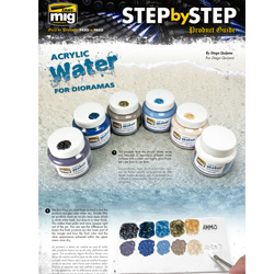 Download Step by Step - Acrylic Water for Dioramas by Diego Quijano