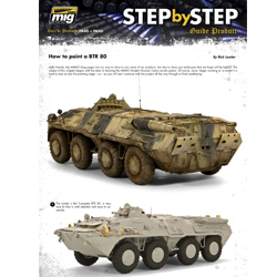 Download Step by Step - How to paint a BTR 80
