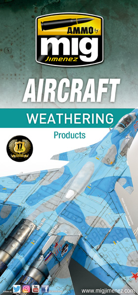 Download Aircraft Weathering Products Leaflet PDF