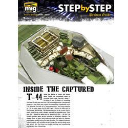 Descargar Paso a Paso - Inside the captured T-44 por Dmitrii Slivkov