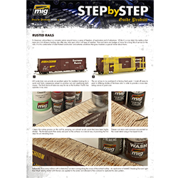 Download Step by Step - Rusted Rails