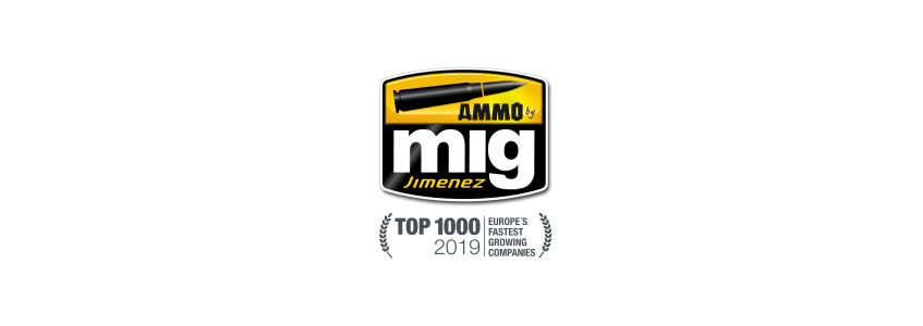 AMMO by Mig Jiménez enters the ranking of the  1000 European Companies with the highest economic growth